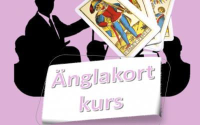 Ängla och Orakelkortskurs