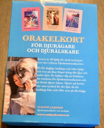 Orakelkort För djurägare och djurälskare